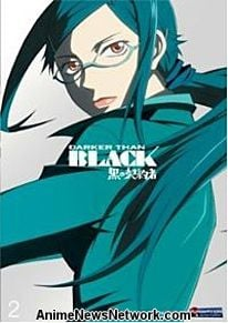 Darker Than Black DVD 2